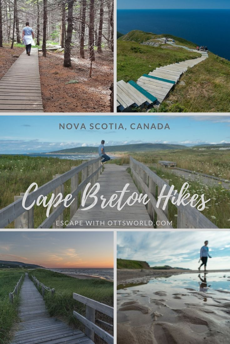 5 Cape Breton hikes and adventures you should add to your Nova Scotia, Canada itinerary. via @Ottsworld