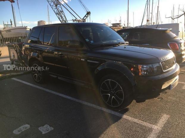Range Rover Sport Hse  SDV6 Full Black