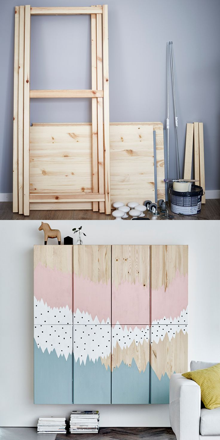 From flat-pack to statement piece.
