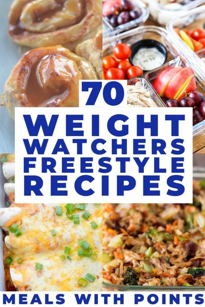 70 Mouth-Watering Weight Watchers Meals With 7 Points Or Less