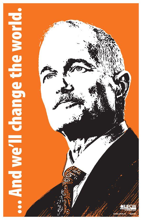 NDP Leader Jack Layton.