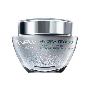 Anew Clinical Hydra Recovery hidratáló éjszakai arcmaszk