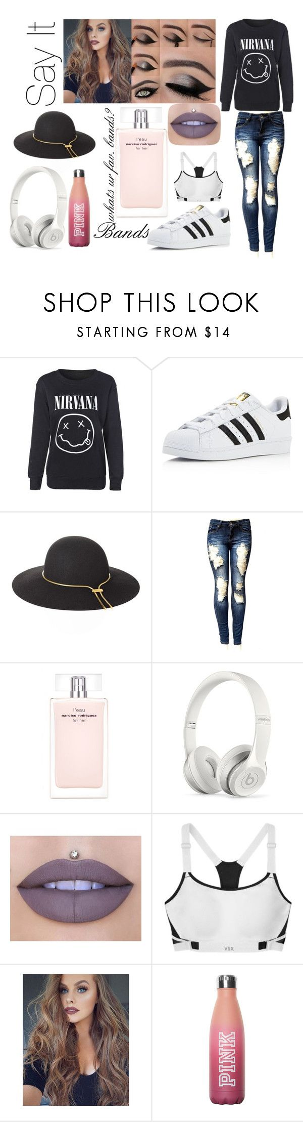 """Say It - Tory Lanez - What ur fav. artists/bands?"" by haileywilkins1 ❤ liked on Polyvore featuring adidas, Lanvin, Narciso Rodriguez, Beats by Dr. Dre, Jeffree Star and Victoria's Secret"