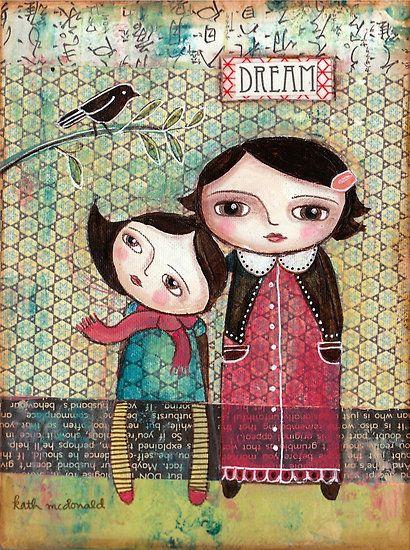 Dream by Katherine McDonald