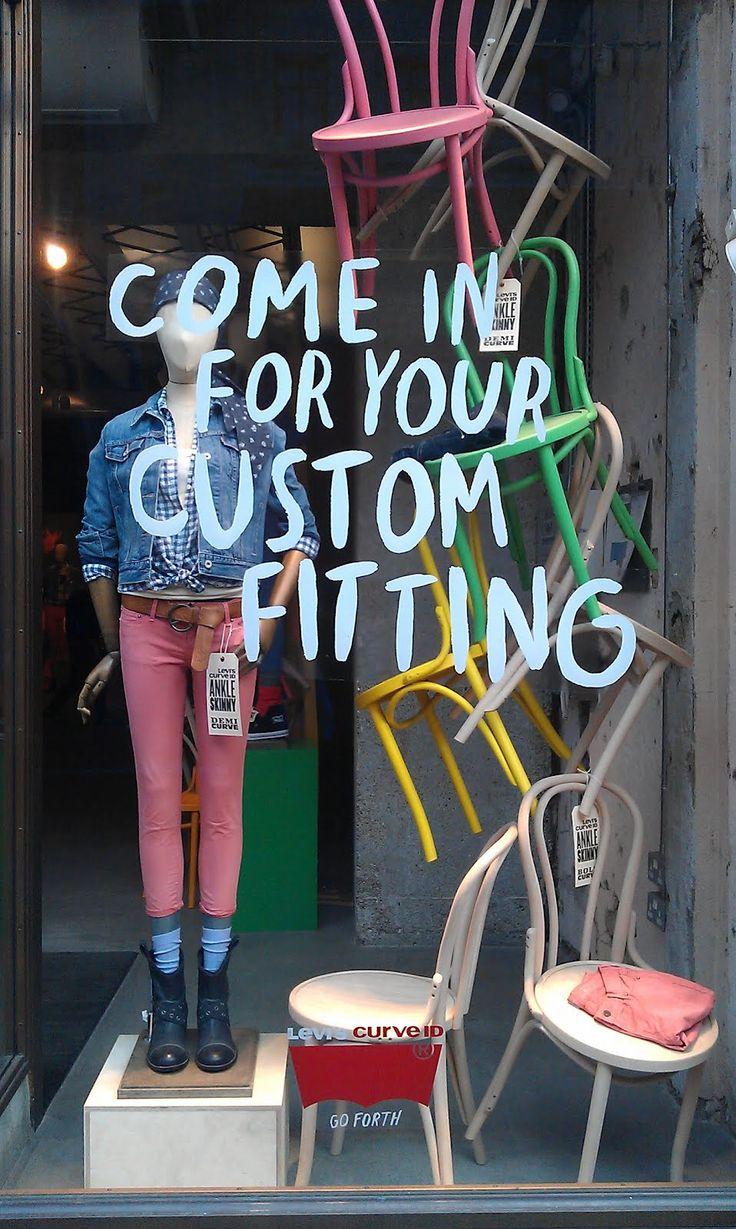 A love of Visual Merchandising