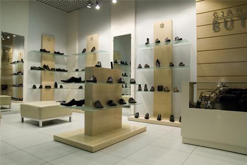 Торговое оборудование стеллажи по обувь