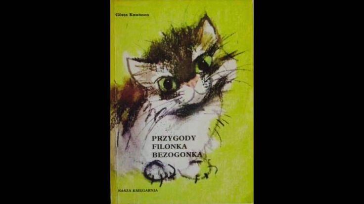 FILONEK BEZOGONEK 1/4 - Przygody Filonka Bezogonka - Książka do słuchania