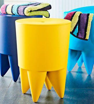 Diseño: taburete Bubu de Phillipe Starck   Via Rosario - Noticias y Entretenimientos