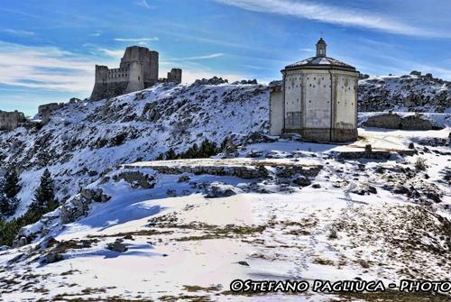 Chiesa Santa Maria della Pietà e la Rocca