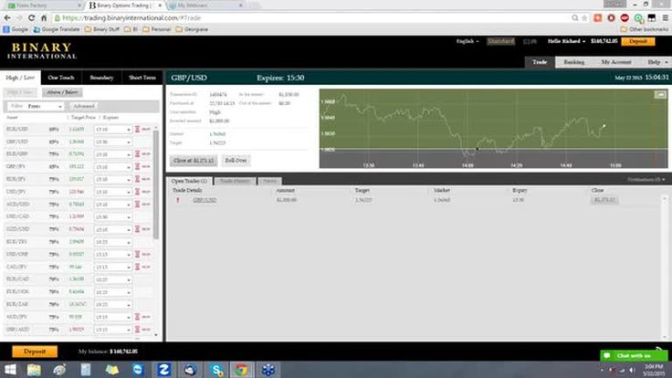 New Binary Indicators Create A Deadly Trading Combination (LIVE) by The Internet Time Machine Project via slideshare