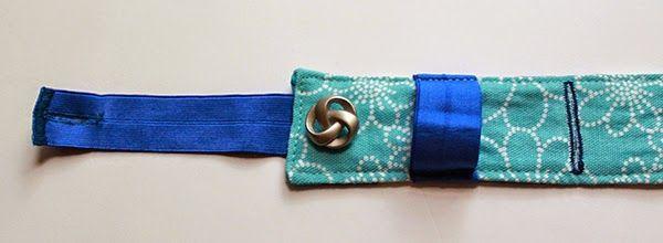 Tutorial Hand Sanitizer Jacket Hand Sanitizer Denim Crafts