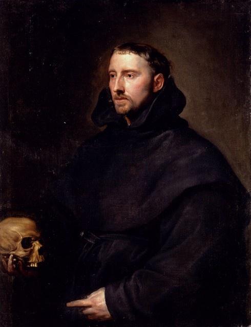 VAN DYCK Sir Antoon van Dyck - Flemish (Antwerpen 1599-1641 Londen) ~