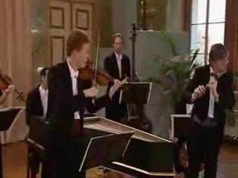 Bach - Brandenburg Concertos No.5 - i: Allegro