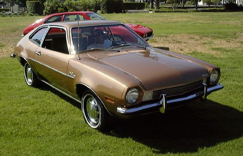 1971 Ford Pinto, the worlds biggest death trap-I drove this car! 77 Pinto, my first car with the exploding gas tank!