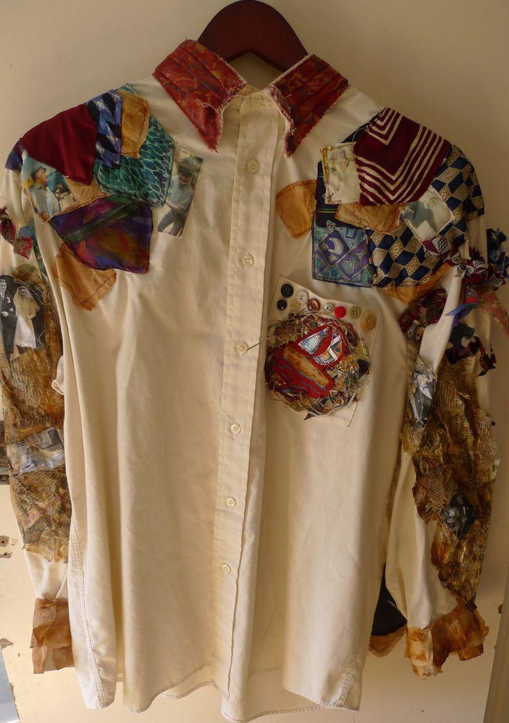 final piece for GCSE textiles