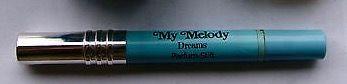 My Melody Dreams Parfumstift aus den 80er Jahren von Muehlens / 4711.