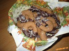 Klášterní rohlíčky(naše nejoblíbenější vánoční cukroví)