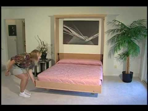 Murphy Bed Standard Kit from Create-A-Bed. Do-it-yourself Murphy Bed or Wall Bed kit.