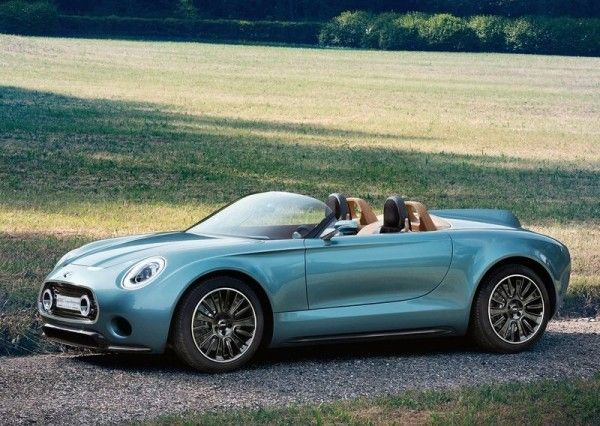 2014 Mini Superleggera Vision Side Exterior 600x426 2014 Mini Superleggera Vision Full Review with Images