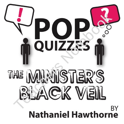 A Wedding Gift By Guy De Maupassant Analysis Suggestions : Ministers Black Veil Pop Quiz & Discussion Questions (by Nathaniel ...