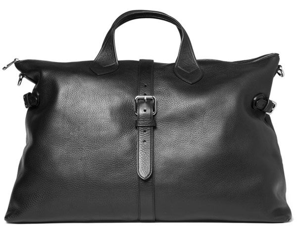 Mulbery Albert Leather Holdall