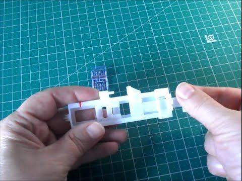 Cómo se usa el pie prensatelas para ojales (de 1 y 4 tiempos)