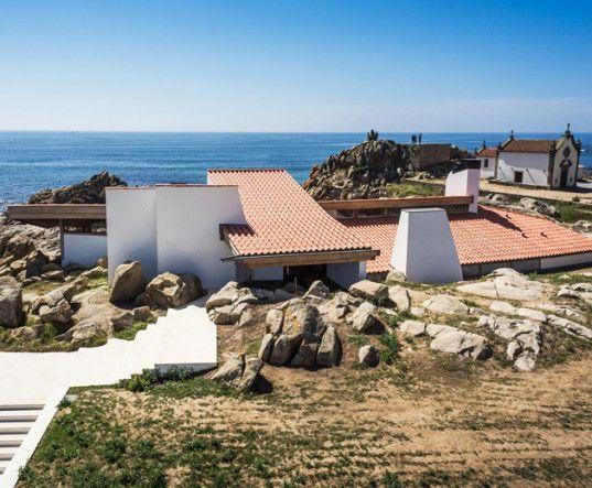 Amazing Álvaro Siza Faithfully Restores His Boa Nova Tea House In Portugal Good Looking