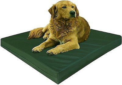 Dog Bed With Washable Cover
