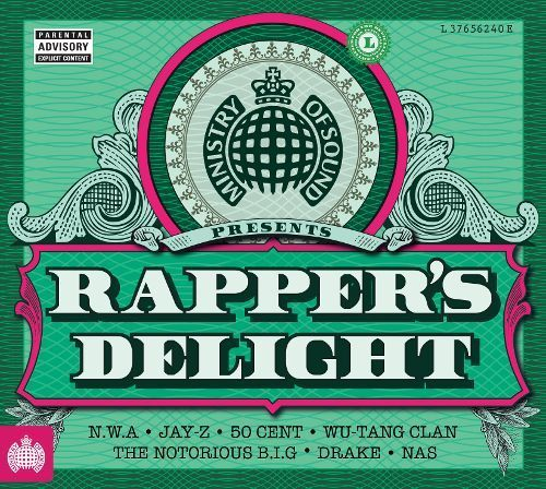 Rapper's Delight [Ministry of Sound] [CD]