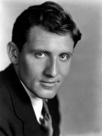 Spencer Tracy (1900 – 1967) | Starred in Captains Courageous, Boys Town, Woman of the Year, Guess Who's Coming to Dinner, & Judgment at Nuremberg