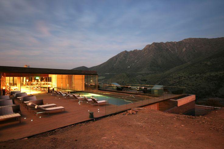Spa Hotel del Valle – Enjoy Santiago / Estudio Larraín