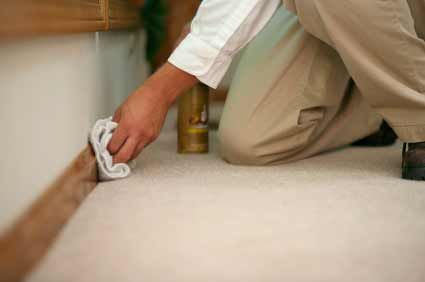 Skirting Boards Painting - How to Prepare, Sand and then Paint Your Skirting Boards