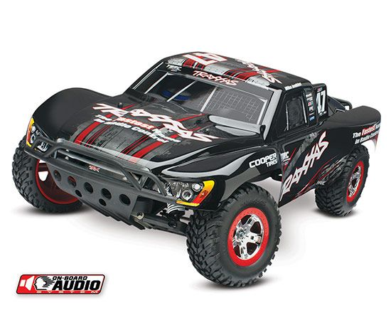 Traxxas Slash Mike Jenkins Edition 1:10 4WD RTR Electric RC Truck with On-Board Audio - #319.95