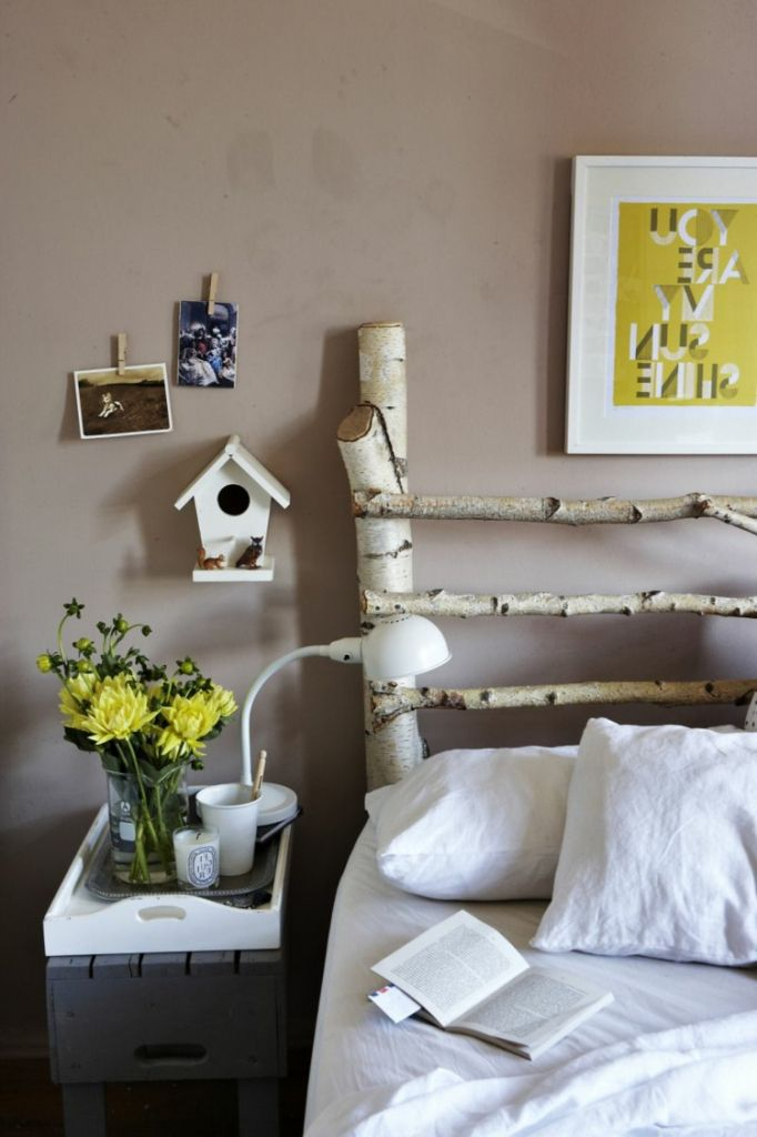 11 best DIY Schlafzimmer Deko images on Pinterest Bedroom ideas - wanddeko für schlafzimmer