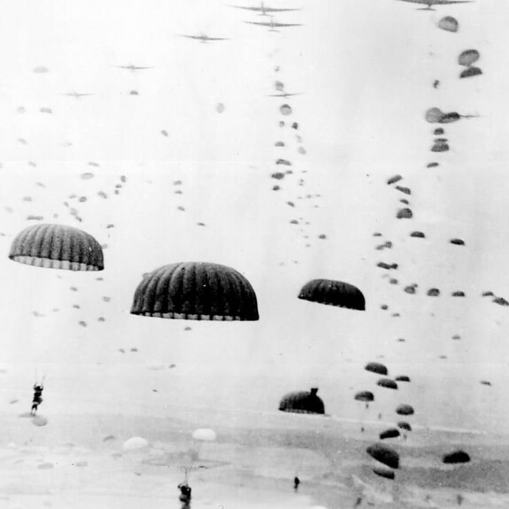 d day paratroopers number