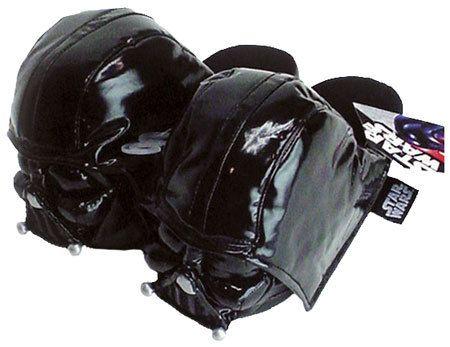 Darth Vader Slippers  #fathersdaygifts #giftsformen #darthvader