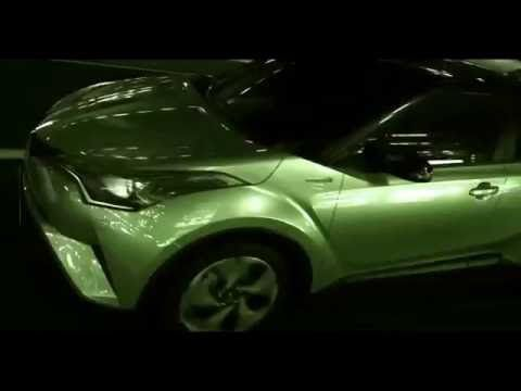 New Toyota C-HR- Mouse Genius | Up-to-date 2017 - YouTube