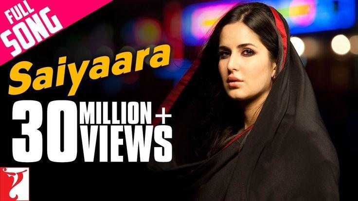 Saiyaara - Full Song | Ek Tha Tiger | Salman Khan | Katrina Kaif | Mohit...