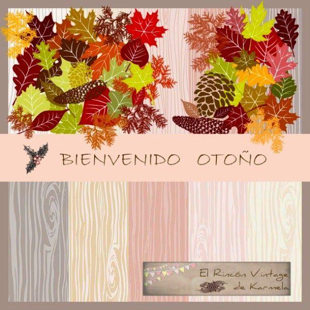 Bienvenido Octubre, bienvenido Otoño.