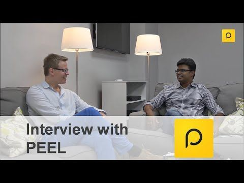 In Mountain View (CA), we meet co-founder and CEO of Peel, Thiru Arunachalam. Thiru talks about his founding story & provides advice to young entrepreneurs. #Cleverism #business #StartingaBusiness #interview