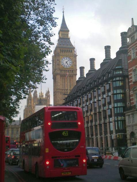 Städtereise London mit Kindern