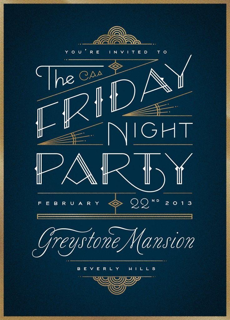 Night Book Cover Ideas ~ Best gala invitation ideas on pinterest s font