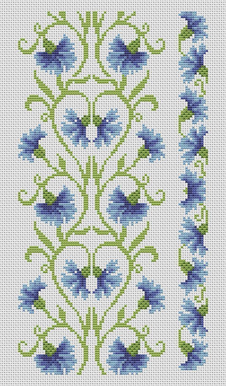 вышивка крестом-шаблоны-бесплатная (280) - Вязание, крючком, Dıy, ремесло, бесплатные шаблоны