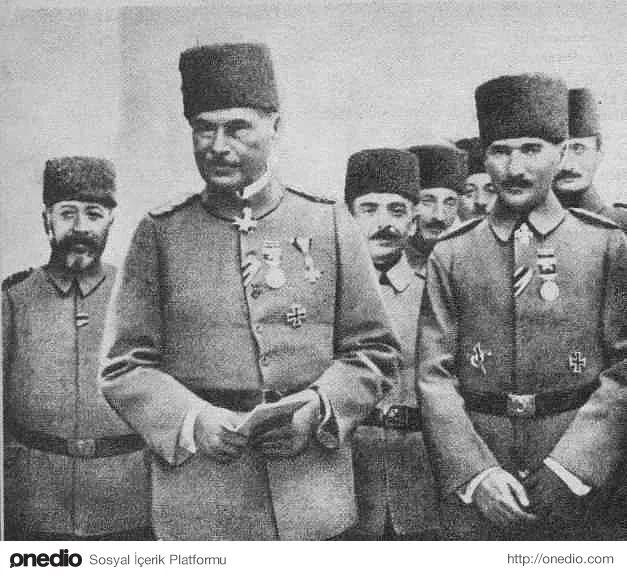 Anafartalar Kahramanı. Çanakkale Savaşı'nın 100'üncü Yılında Atatürk'ün Hatıraları http://oned.io/h/472637