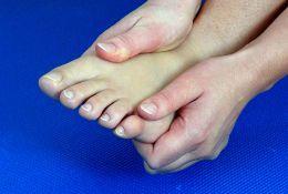 Übung: Fuß-Gewölbebogen