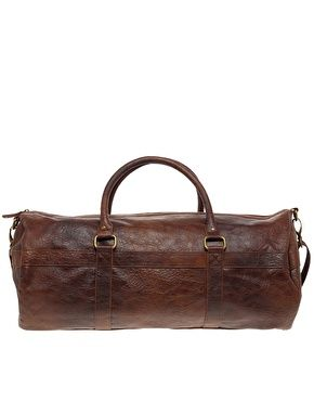 ASOS Leather Look Barrel Bag €39.39 free shipping worldwide