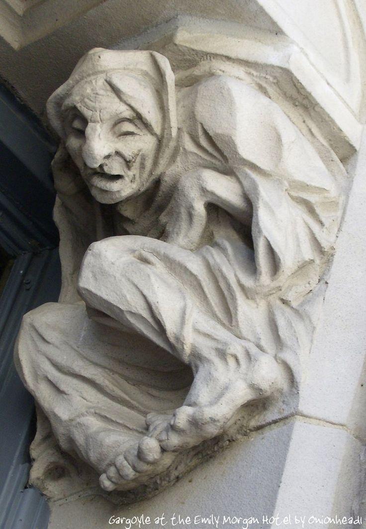 307 Best Images About Gargoyles On Pinterest Prague