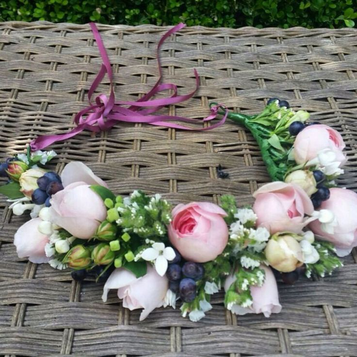 Flower crown by florosaria -florosaria.flowers@gmail.com - Sydney based