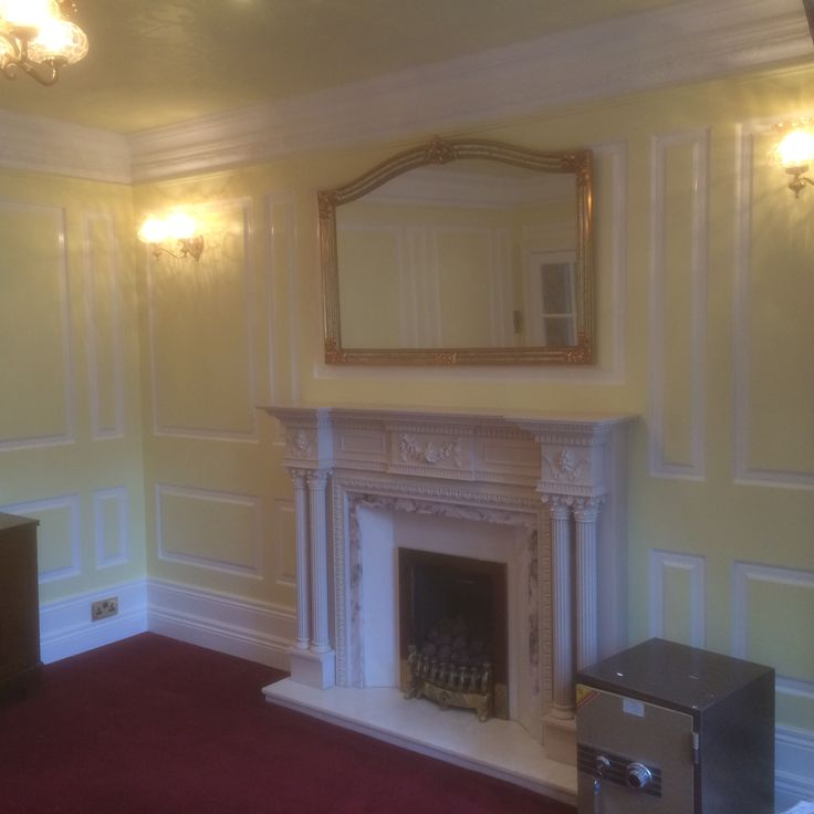 Full Height Georgian Panelling With High Skirtings Look Amazing