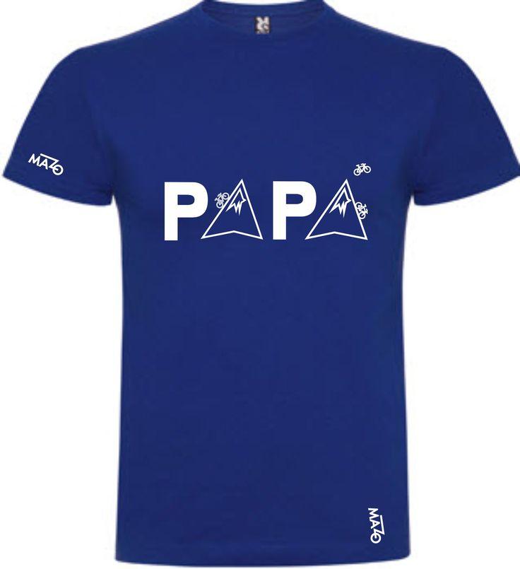 Camiseta ciclista Día del Padre